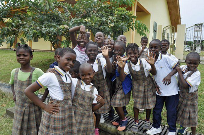 Niños GSD Camerún